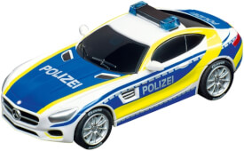 CARRERA GO!!! - Mercedes-AMG GT Coupé ''Polizei''
