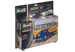 REVELL Model Set VW T1 SAMBA BUS LUF