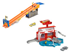 Mattel Hot Wheel Großes Spielset