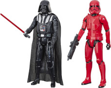 Hasbro E3405EU4 Star Wars Episode 9 Hero Series Figuren
