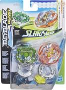 Hasbro E4604EU4 Beyblade Burst SlingShock Dual Packs