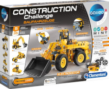 Celmentoni Construction Challenge - Baufahrzeuge