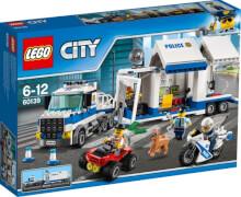 LEGO® City 60139 Mobile Einsatzzentrale, 374 Teile, ab 6 Jahre