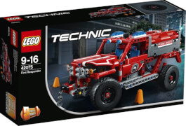 LEGO® Technic 42075 First Responder, 513 Teile