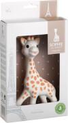 Sophie die Giraffe mit Geschenkkarton, weiß
