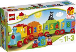 LEGO® DUPLO® 10847 Zahlenzug, 23 Teile