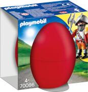 Playmobil 70086 Ritter mit Kanone
