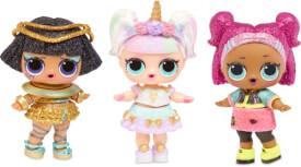 L.O.L. Surprise Dolls Sparkle Series Asst in Sidekick