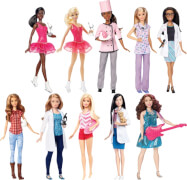 Mattel Barbie - Reality-Puppen, sortiert
