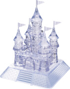 3D Crystal Puzzle - Schloss 105 Teile