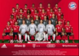 Ravensburger 132492 Puzzle FC Bayern Saison 2018/19 300 Teile