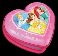 Ravensburger 11234 Heart - Disney Princess 54p