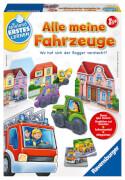 Ravensburger 24722 Alle meine Fahrzeuge