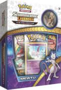 Pokémon Sonne & Mond 3.5 Mewtu Pin Box