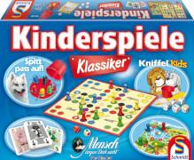 Schmidt Spiele 49180 Kinderspiele Klassiker, Spielesammlung, 2 bis 6 Spieler, ab 3 Jahre