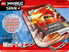 LEGO Ninjago 4 Mini-Tin 2