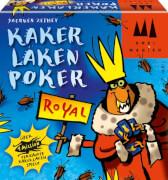 Schmidt Spiele DREI MAGIER SPIELE Kakerlakenpoker Royal