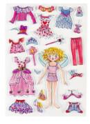 Gelsticker Prinzessin Lillifees Anziehspaß