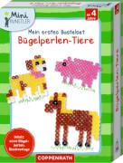 Mein erstes Bastelset: Bügelperlen-Tiere, Mini-Künstler, ab 4 Jahren