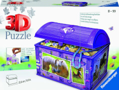 Ravensburger 11173 Treasure Box Horses