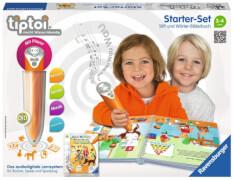 Ravensburger 00800 tiptoi® Starter-Set Stift und Wörter-Bilderbuch
