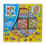 Simba Art & Fun 1.000 Jungen Sticker
