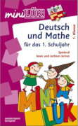 miniLÜK Set Deutsch und Mathe 1. Klasse
