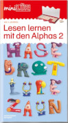 miniLÜK Lesen lernen mit den Alphas