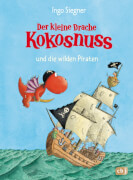 Der kleine Drache Kokosnuss und die wilden Piraten, Band 9, Gebundenes Buch, 80 Seiten, ab 6 Jahren