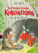 Der kleine Drache Kokosnuss reist in die Steinzeit, Band 18, Gebundenes Buch, 68 Seiten, ab 6 Jahren
