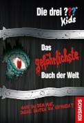 KOSMOS Die drei ??? Kids - Das gefährlichste Buch der Welt, ab 8 Jahre