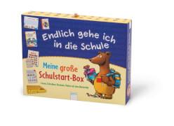 Kaup, Ulrike/Schäfer, Carola: Meine große Schulstart-Box  Endlich gehe ich in d