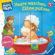 Ravensburger 31762 Haare waschen, Zähne putzen, 24+m