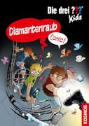 ??? Kids Diamantenraub (Comic)