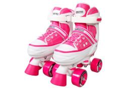 XXTreme Sneaker Rollschuh pink, Größe 32-35