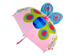 Kinderregenschirm Schmetterling