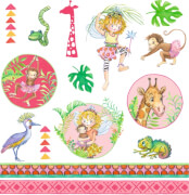 Tattoos Prinzessin Lillifee (Tropical)